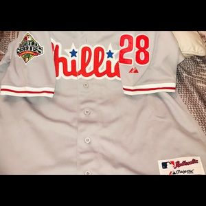 Other - Men's MLB Philadelphia Phillies Werth Jersey